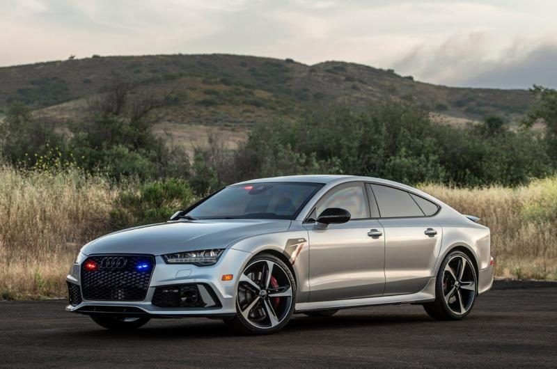 Audi RS7, an Exotic Sedan From Audi - 2017