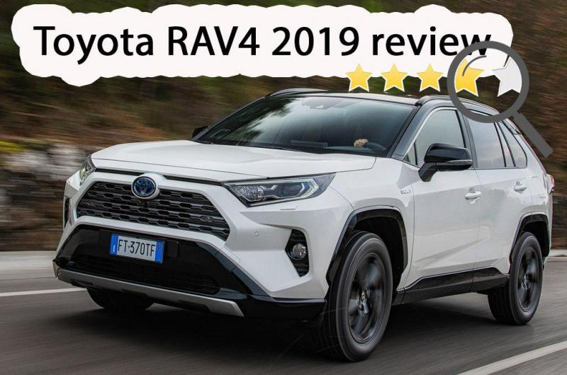 Toyota RAV4 of 2019 review