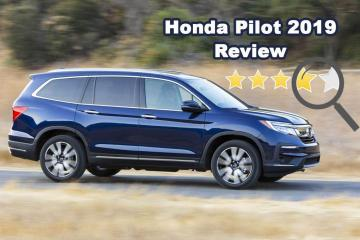 Honda Pilot 2019 review