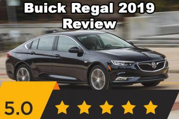 Buick Regal 2019 review