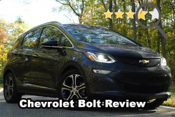 Chevrolet Bolt Review