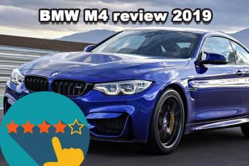 BMW M4 review 2019
